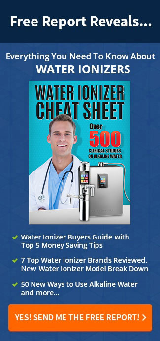 Everything You Need to Know About Water Ionizers